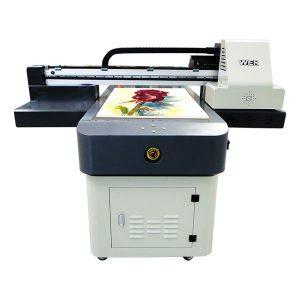 uv flatbed принтер a2 pvc картасы uv баспа машинасы digital inkjet printer dx5