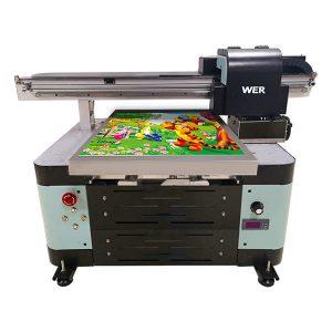 a2 сандық тегіс ұсақ UV flatbed uv принтері