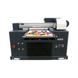 a3 өлшемді толық автоматты 4 түсті dx5 принтердің шағын басы принтері dtg uv flatbe
