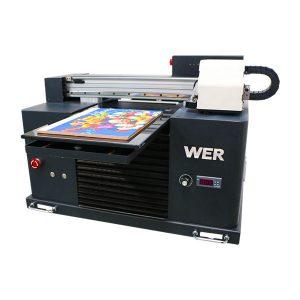 a3 uv принтері, кішігірім өлшемді автоматты Uv flatbed printer