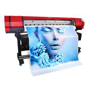 толық түсті эко-еріткішті кең пішімдегі сия жапсырма принтерінің принтері
