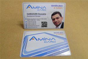 Үстелдің Uv принтерінен Business Name карточкасының құндылығы үлгісі -A2 өлшемі WER-D4880UV