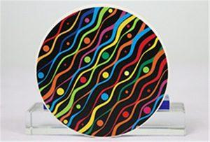 Риохадағы WER-G2513UV баспасының керамикалық баспа үлгілері