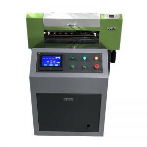 pvc принтері үлкен форматты кенепте принтер гольф-шарды баспа машинасы WER-ED6090UV